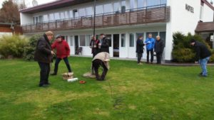 2. Bootcamp der RRDXA am 2./3. Februar bei DM9EE in Holzminden