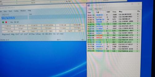 N1MM WSJT decode Fenster